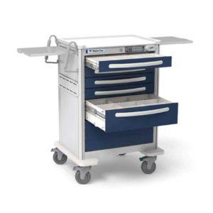 Anesthesia Cart Elite Aluminum
