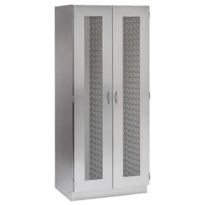 Stainless Steel Cabinet with FlexCell and Center Column
