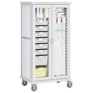 Catheter and Supply Cart