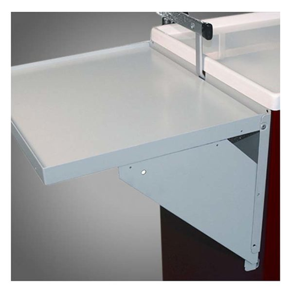 Collapsible Side Shelf