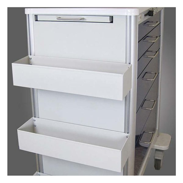 Fluid Equipment Storage Trays
