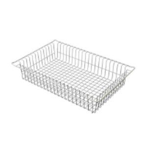 Medical Storage Cart Wire Basket