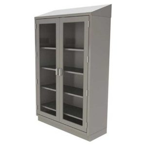 medical supply cabinet