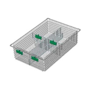 Q-Tower Deep Wire Basket