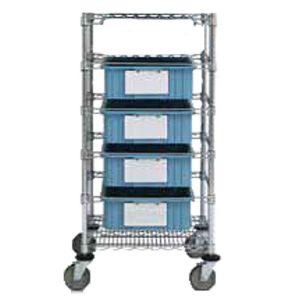 Single Column Bin Cart
