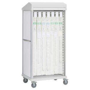 Tall Catheter Roam Cart