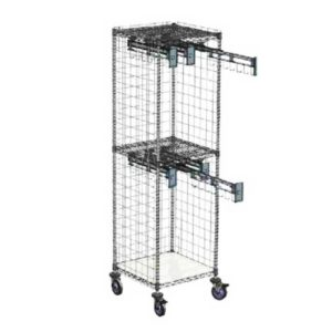 Wire Security Catheter Cart