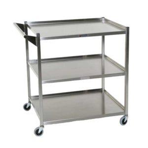 Stainless Steel Shelf Cart
